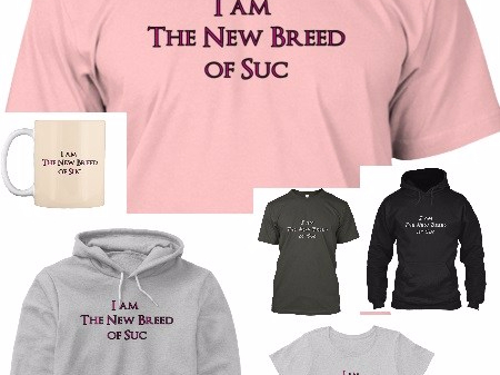 The New Breed of Suc, called SUC-CESS!